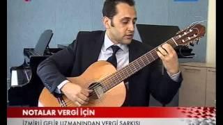 Vergi Uzmanından Vergi Şarkısı