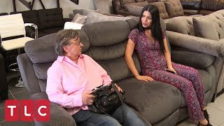 Larissa Goes Couch Shopping With Colt