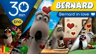 Bernard Bear | Bernard in love | 30 minutes