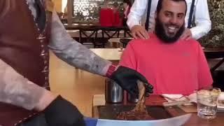 ARAPLARIN AKLINI ALIYOR (Katar'da şaşırtan şov)