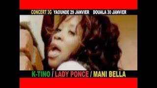 LADY PONCE feat K-TINO et MANI BELLA 3 GENERATIONS