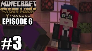 Minecraft Story Mode Episode 6 Gameplay Walkthrough Part 3 - No Commentary