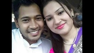 Bangladesh test Captain Mushfiqur Rahim with his wife Mondi ~Happy moments