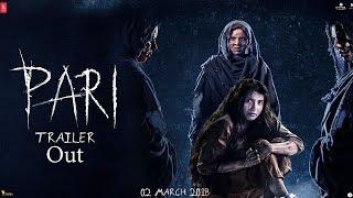 Pari Trailer Out | Anushka Sharma | Parambrata Chatterjee | Rajat Kapoor | Horror Film