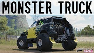 The+Ultimate+MONSTER+TRUCK+-+Forza+Horizon+3