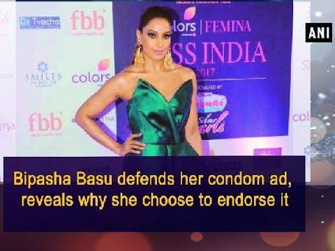 Xxx Mp4 Bipasha Basu Defends Her Condom Ad Reveals Why She Choose To Endorse It ANI News 3gp Sex