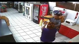 Stadium Food Mart robbery