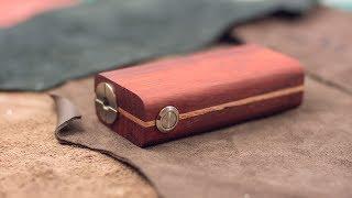 How to make a wood Box mod
