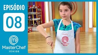 MASTERCHEF JUNIOR BRASIL | EP 8 | TEMP 01