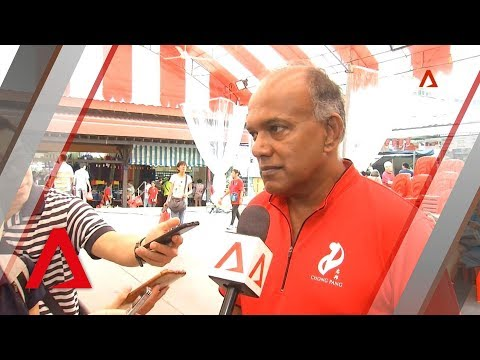 Xxx Mp4 K Shanmugam Comments On Activists 39 Move To Engage Mahathir 3gp Sex