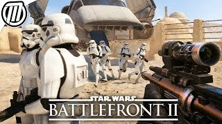 Star Wars Battlefront 2: GALACTIC ASSAULT Gameplay & GIVEAWAY (Deluxe Edition!)