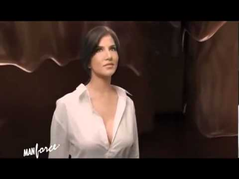 Xxx Mp4 Sunny Leone Chocolate Flavoured Condom UNCENSORED Ad 3gp Sex