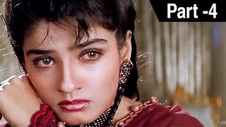 Saajan Ki Baahon Mein (1995) | Rishi Kapoor, Raveena Tandon, Tabu | Hindi Movie Part 4 of 10 | HD