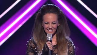 Samantha Jade - 'Everytime' - The X Factor Australia 2012 - Episode 17, Live Show 3, TOP 10