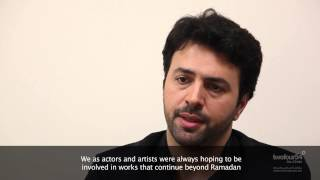"""""""The Brothers"""" Cast Interview : Taim Hassan"""