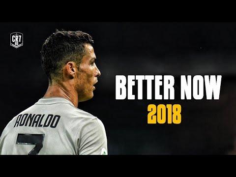 Cristiano Ronaldo • Post Malone - Better Now 2018 | Skills & Goals | HD