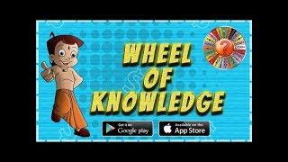 Chhota Bheem -Wheel of Knowledge | Visual Quiz App