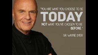 Dr. Wayne Dyer - Manifesting Your Destiny - 2 of 6