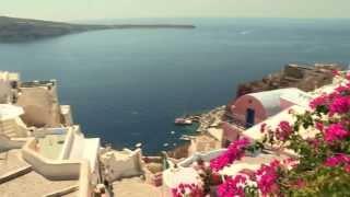Vacances sur les îles grecques : Paros et Santorin