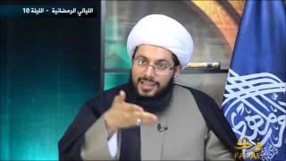 معنى سنقرئك فلا تنسى - الشيخ ياسر الحبيب