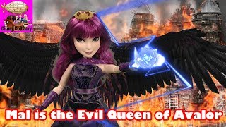 Mal is the Evil Queen of Avalor - Part 47 - Descendants in Avalor Disney