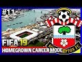 FIFA 19 | Homegrown Career Mode | #11 | Theo Walcott Returns! ... And He's Back With A Bang!
