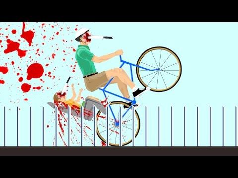 BRUTAL DEATH TRAPS Happy Wheels