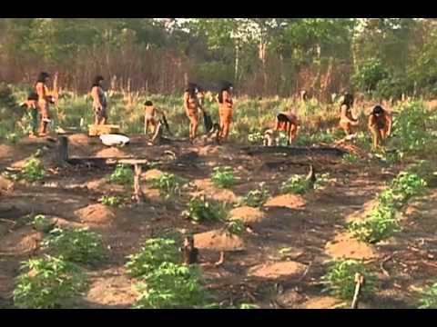 Tribo Kamayurá do Alto Xingu