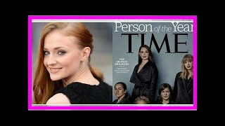 NEWS 24H - Sophie turner defends taylor swift was in the time of silence interrupt the cover