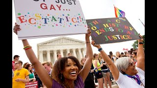 Support for gay marriage surges, even among groups once wary