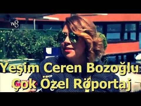 Ycbylezayıflıyorum - Yeşim Ceren Bozoğlu - TV8 Röportajı