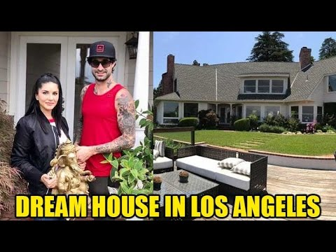 Check out Sunny Leone's Dream Home In Los Angeles!