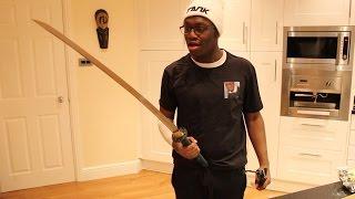 WHO SENT ME A SWORD!!?!?!!?!?!?!?!?