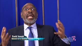 Haiti Sa kap kwit 5 Decembre 2018 invite Enold Joseph