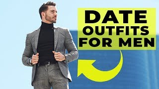 WHAT TO WEAR ON A DATE | First Date Outfits for Men | Alex Costa