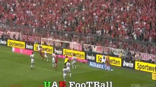 اهداف بايرن ميونخ 2 - 0 نورمبيرغ الدوري الالماني HD