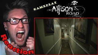 Allison Road - Gameplay REACTION! |