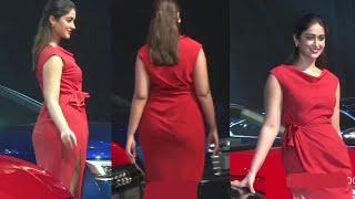 Ileana D'Cruz sexy body showing on launging of audi car_Latest video 2017