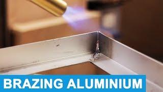 Brazing Aluminium - Successes & Failures