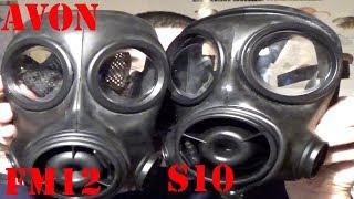 Avon S10 and Avon FM12 series explained