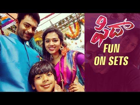 Xxx Mp4 Varun Tej 39 S Fidaa Movie FUN ON SETS Sai Pallavi Sekhar Kammula Fidaa Telugu Filmnagar 3gp Sex