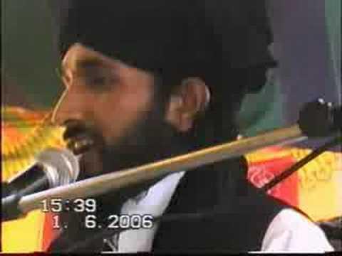 Mufti MUHAMMAD HANIF QURESHI Wahabi kh ha Clip 02 of 05