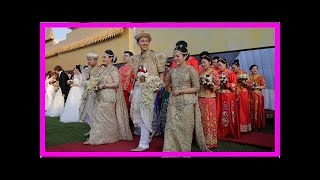 NEWS 24H - 50 Chinese couples marry in sri lanka in the mass