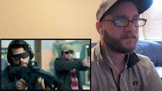 AMERICAN ASSASSIN Teaser Trailer #1 - REACTION!!