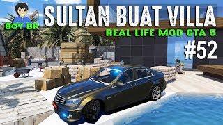 SULTAN JATUH CINTA - REAL LIFE Part 52 - GTA 5 MOD INDONESIA