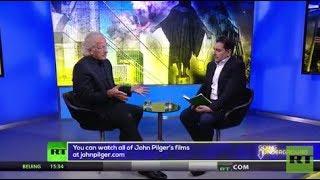 John Pilger on NATO Wars, Nelson Mandela & mainstream media (Going Underground)