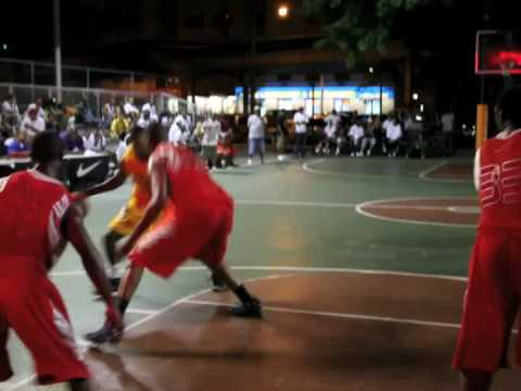World Premiere at Dyckman (NYC Basketball)