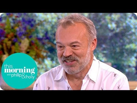 Graham Norton's Chat Show Secrets: Drunk Guests and Carrie Fisher's Last Interview   This Morning