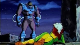 X-MEN: Come The Apocalypse | 1990's Cartoon FULL Movie.