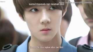 [Vietsub] 140412 Noona's Song - Happy Birthday ma little boy (Sehun ver)